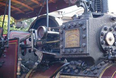 The Leigh Arms Steam Fair